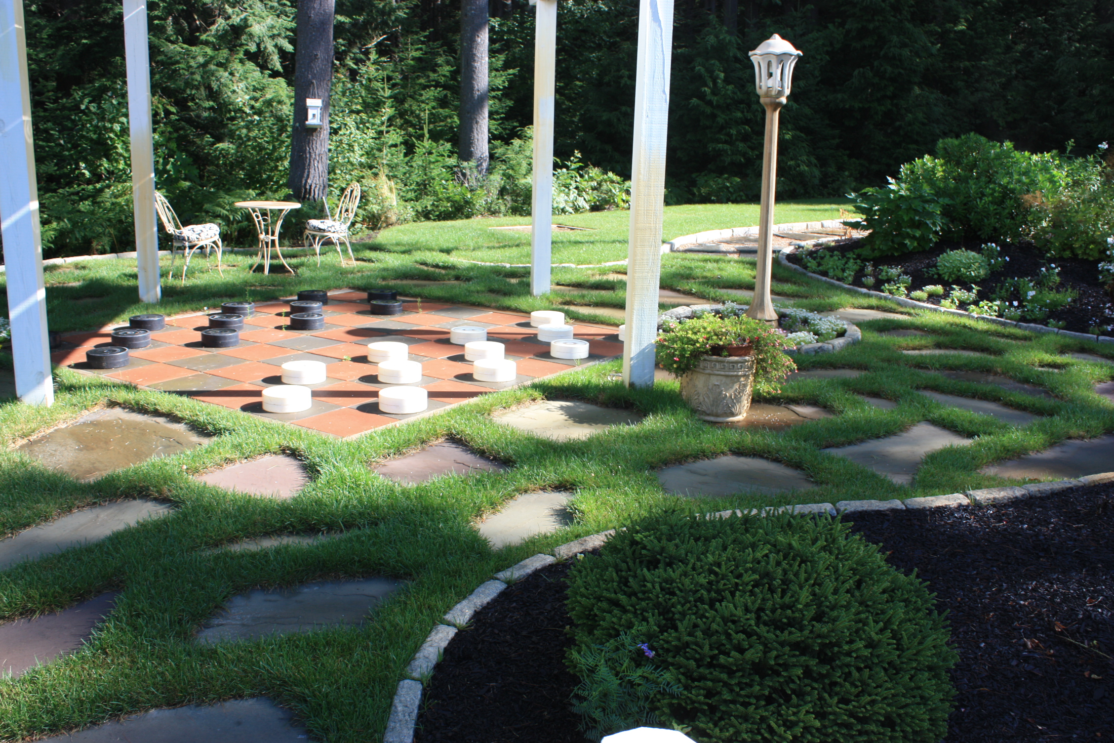 Kdi landscaping grounds maintenance complete for Complete garden services