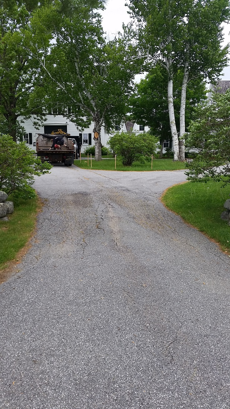 Paving and Sealing Project