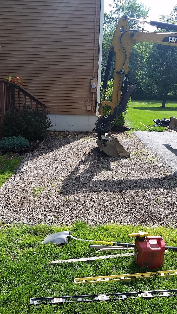 Residential Paver Project
